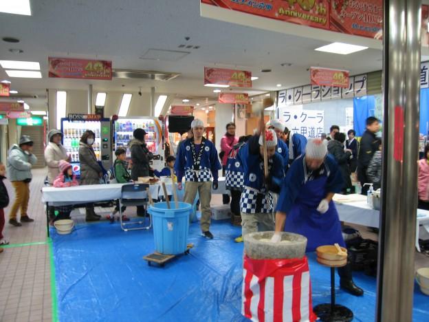 40周年アニバーサリー餅つき大会第2回26.1.12. 004
