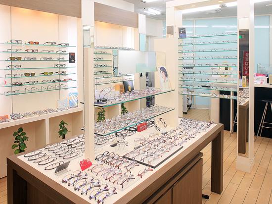 メガネの三城 六甲道店